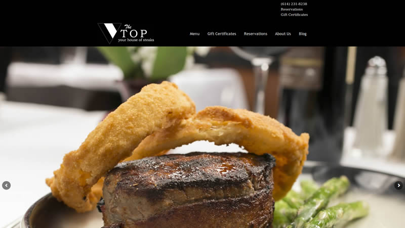 The Top Steak House